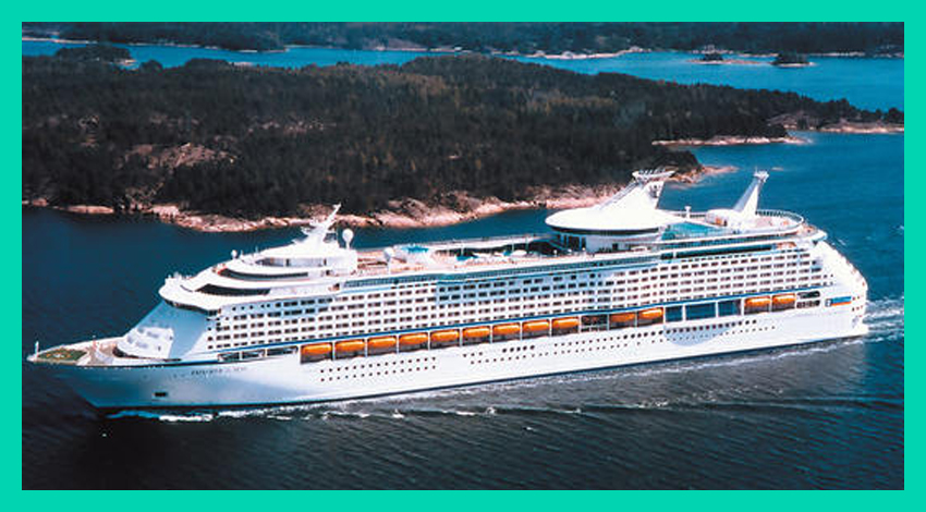 Explorer of the seas 9 agosto 2020